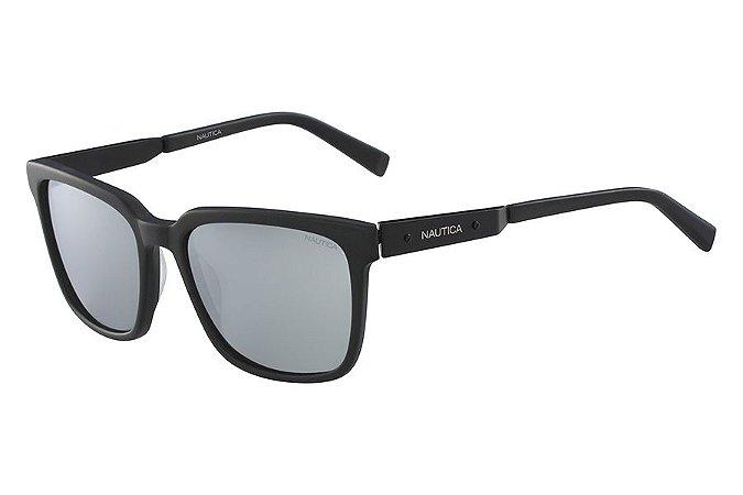 Óculos de Sol Nautica N6227S 005/56 Preto Fosco