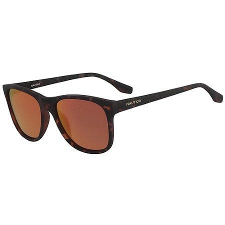 Óculos de Sol Nautica N3608SP 245/55 Tartaruga Preto