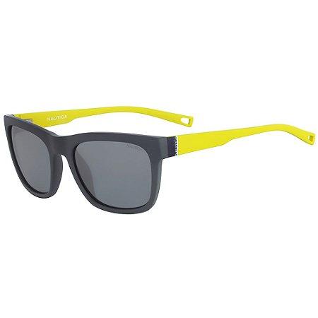 Óculos de Sol Nautica N6212S 039/55 Cinza Fosco