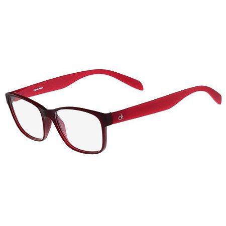 Óculos de Grau Calvin Klein CK5890 607/53 Vinho