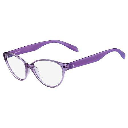 Óculos de Grau Calvin Klein CK5877 500/54 Violeta