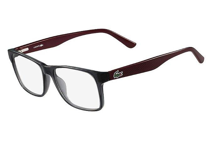 Óculos de Grau Lacoste L2741 035/53 Cinza