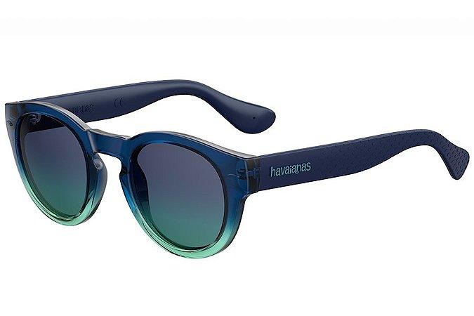 Óculos de Sol Havaianas Trancoso/M 223842 3UK-JF/49 Azul/Verde