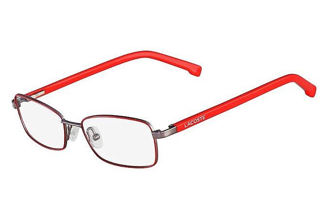 Óculos de Grau Lacoste L3102 045/48 Prata