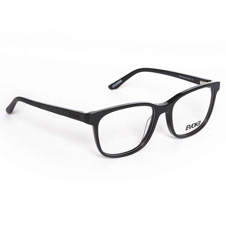 Óculos de Grau Evoke FOLK2D01/54 - Preto