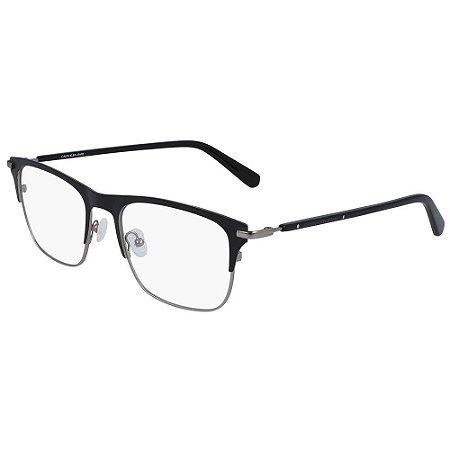 Óculos de Grau Calvin Klein Jeans CKJ20303 001/54 - Preto