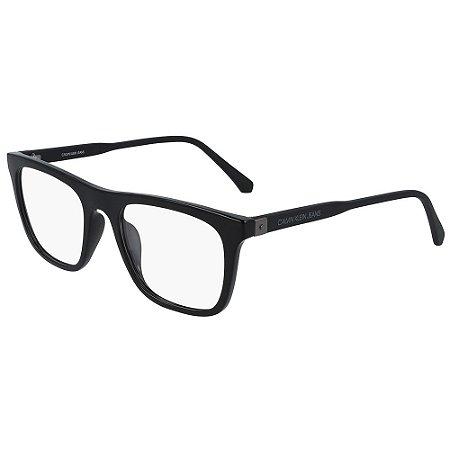 Óculos de Grau Calvin Klein Jeans CKJ19524 001/53 - Preto