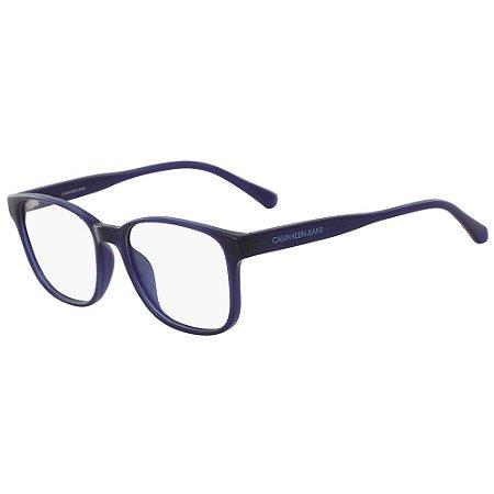 Óculos de Grau Calvin Klein Jeans CKJ19507 405/53 - Azul