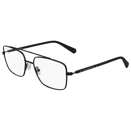 Óculos de Grau Calvin Klein Jeans CKJ19309 001/54 - Preto