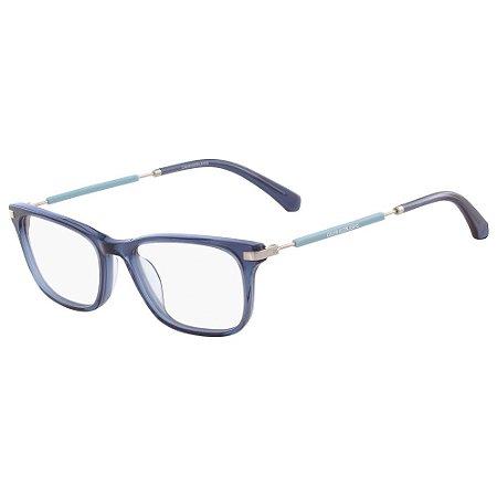 Óculos de Grau Calvin Klein Jeans CKJ18705 405/51 - Azul
