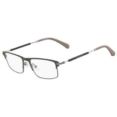 Óculos de Grau Calvin Klein Jeans CKJ18104 310/53 - Cinza