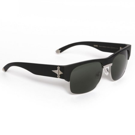 Óculos de Sol Evoke CAPOIIA12/53 - Preto