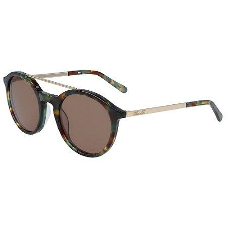 Óculos de Sol Diane Von Furstenberg DVF853S DANIELLE 315/50 Verde - Redondo