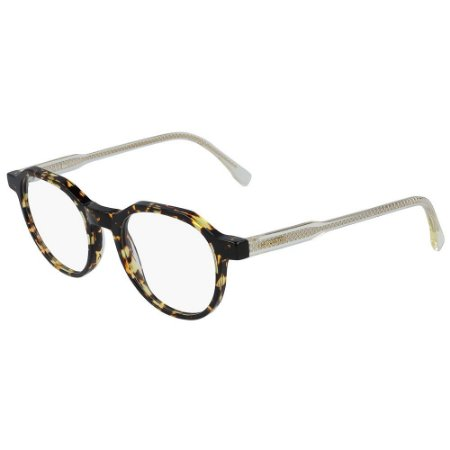 Óculos de Grau Lacoste L2851 214/49 - Marrom
