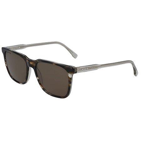 Óculos de Sol Lacoste L910S 214/54 - Marrom