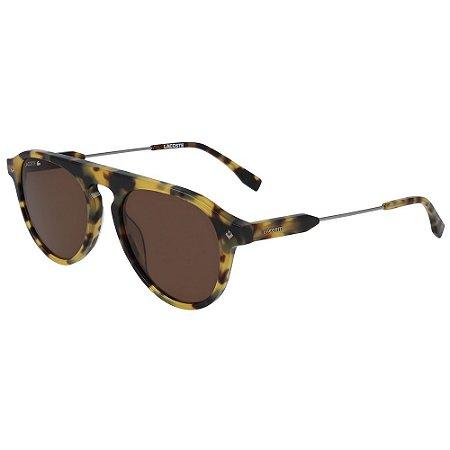 Óculos de Sol Lacoste L603SND 214/53 - Marrom