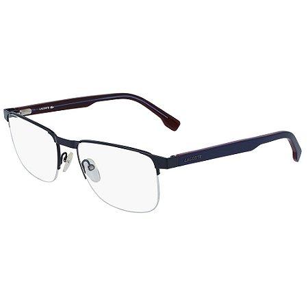 Óculos de Grau Lacoste L2248 424/53 - Preto
