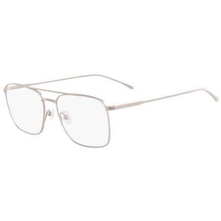 Óculos de Grau Lacoste L2504PC 028/55 - Prata