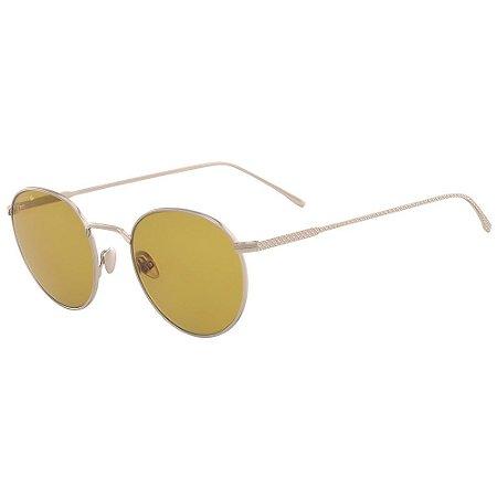 Óculos de Sol Lacoste L202SPC 718/50 - Ouro