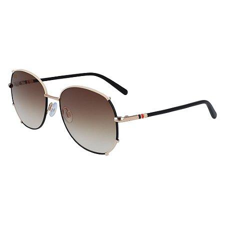 Óculos de Sol Diane Von Furstenberg DVF847S RYLEIGH 101/57 Bege - Redondo