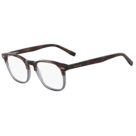 Óculos de Grau Lacoste L2832 210/48 - Marrom