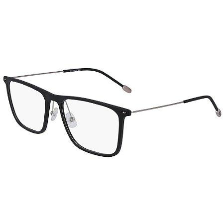 Óculos de Grau Lacoste L2829 001/54 - Preto
