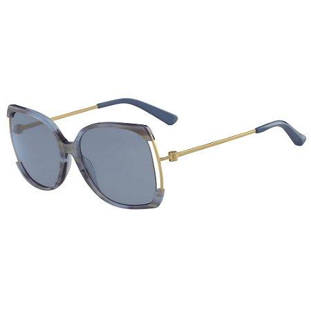 Óculos de Sol Calvin Klein CK8577S 434/56 - Azul