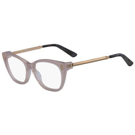 Óculos de Grau Calvin Klein CK8568 609/51 - Ouro