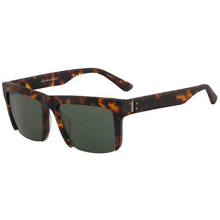 Óculos de Sol Calvin Klein CK7959S 214/54 - Marrom
