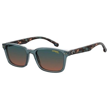 Óculos de Sol Carrera Sole CA 2021T/S/50 Verde - Teen