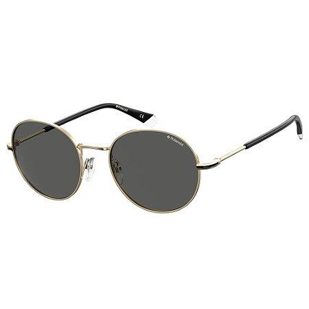 Óculos de Sol Polaroid PLD 2093GS - Branco - Polarizado