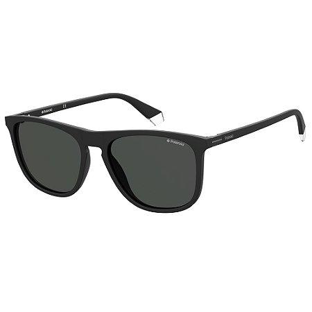 Óculos de Sol Polaroid PLD 2092/S/56 Preto - Polarizado