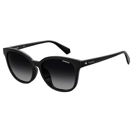 Óculos de Sol Polaroid PLD 4089/F/S/55 Preto - Polarizado