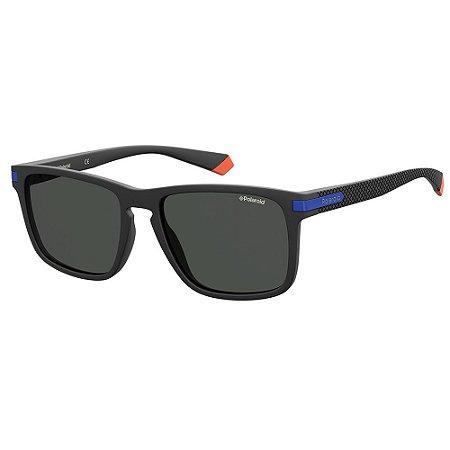Óculos de Sol Polaroid PLD 2088S - Preto - Polarizado