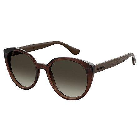 Óculos de Sol Havaianas MILAGRES/54 - Marrom