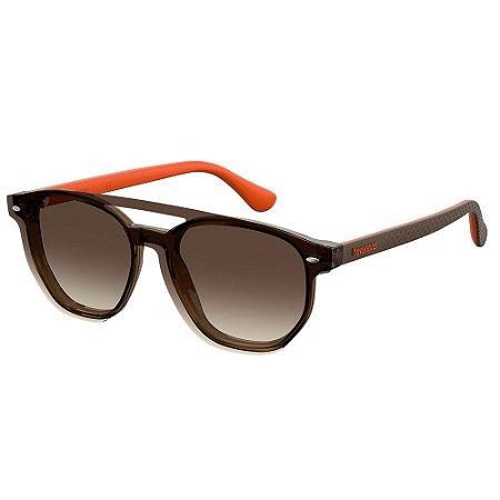 Óculos de Sol Havaianas UBATUBA/CS/51 - Marrom