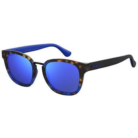 Óculos de Sol Havaianas GUAECA/52 - Azul