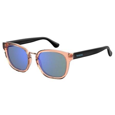 Óculos de Sol Havaianas GUAECA/52 - Transparente - Rosa
