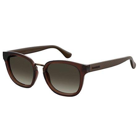 Óculos de Sol Havaianas GUAECA/52 - Marrom