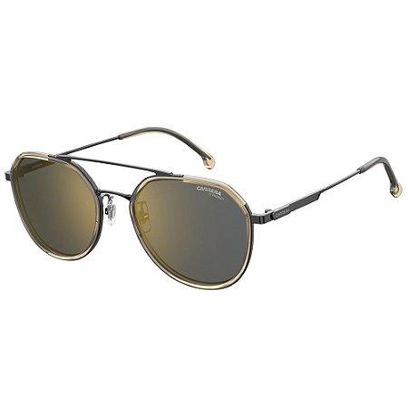 Óculos de Sol Carrera Sole CA 1028/GS/55 - Cinza Fosco