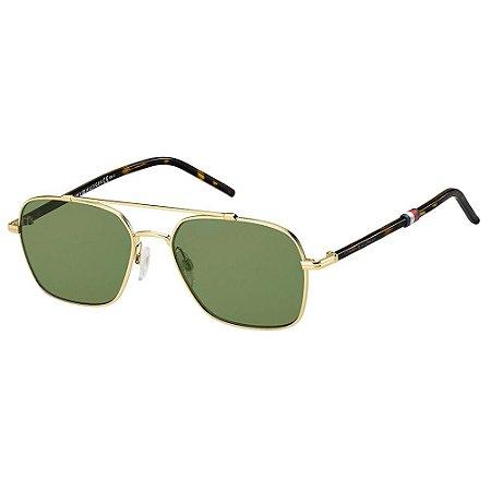 Óculos de Sol Tommy Hilfiger TH 1671/S - Dourado