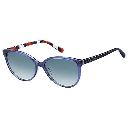Óculos de Sol Tommy Hilfiger TH 1670/S - Azul