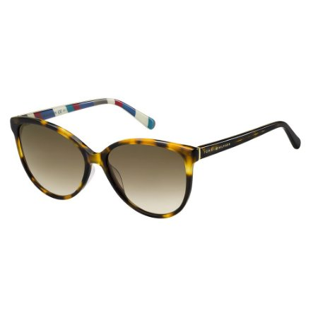 Óculos de Sol Tommy Hilfiger TH 1670/S/57 - Marrom