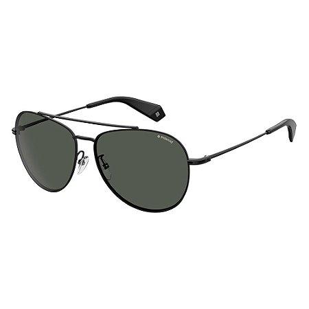 Óculos de Sol Polaroid PLD 2083GS - Preto - Polarizado