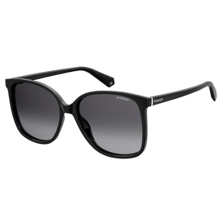 Óculos de Sol Polaroid PLD 6096S - Preto - Polarizado