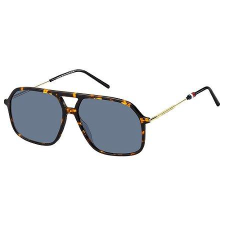 Óculos de Sol Tommy Hilfiger TH 1645/S - Marrom
