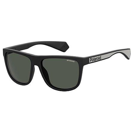 Óculos de Sol Polaroid PLD 6062S - Preto - Polarizado
