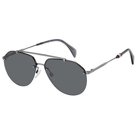 Óculos de Sol Tommy Hilfiger TH 1598/S/60 - Cinza