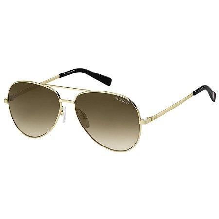 Óculos de Sol Tommy Hilfiger TH 1571/S - Ouro