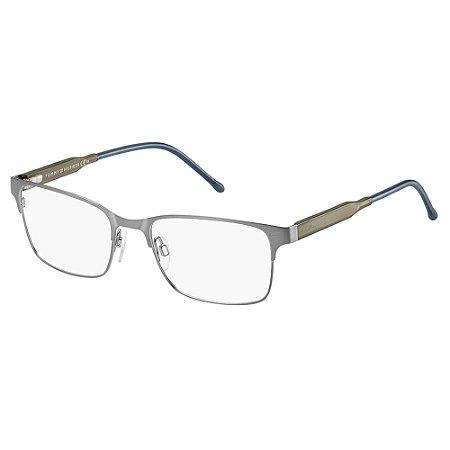 Óculos de Grau Tommy Hilfiger TH 1396/53 - Marrom